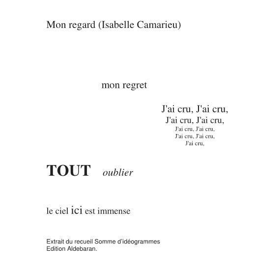 Mon regard (Isabelle Camarieu)_Page_1